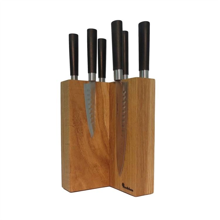 Подставка для ножей магнитная Woodinhome KS003SON - фото 4910