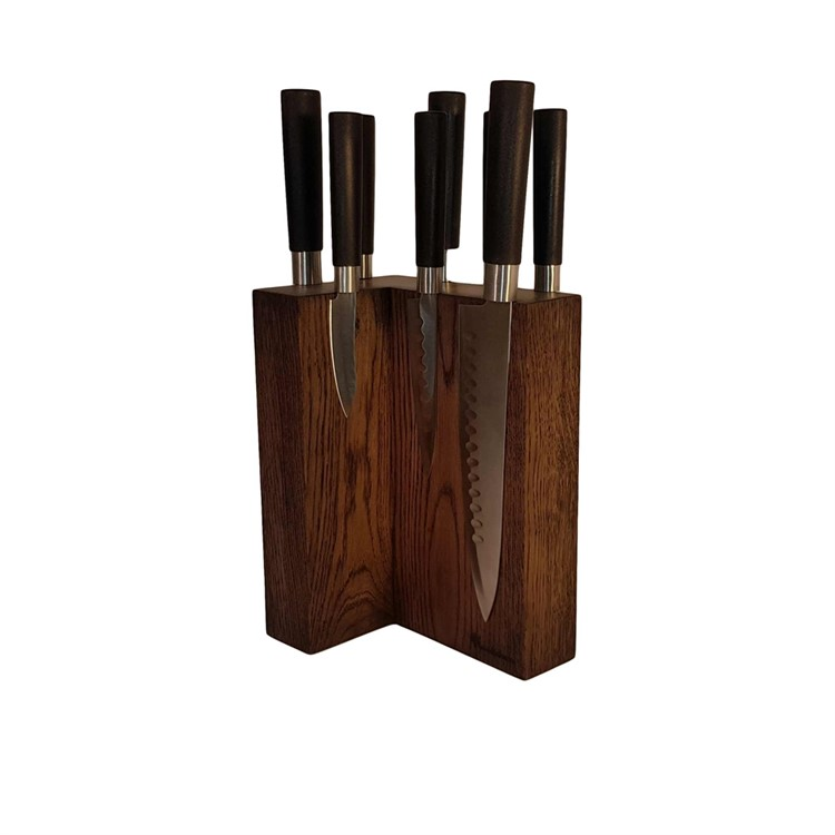 Магнитная подставка для ножей Woodinhome KS009SOB - фото 5227