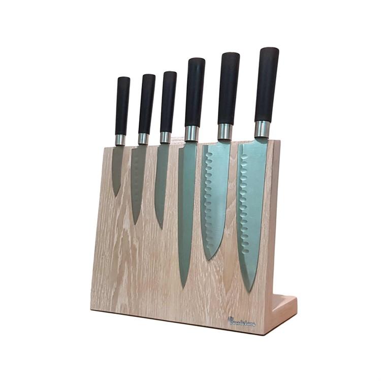 Подставка для ножей Woodinhome KS002XSOW - фото 5322