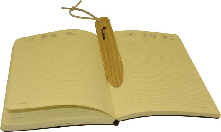 Закладка для книги или ежедневника Woodinhome BM001AN - фото 4763