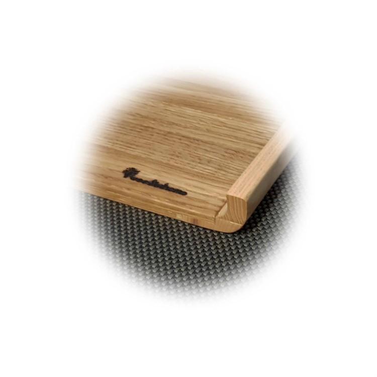 Дубовый поднос ручной работы Woodinhome ST002ON - фото 5242
