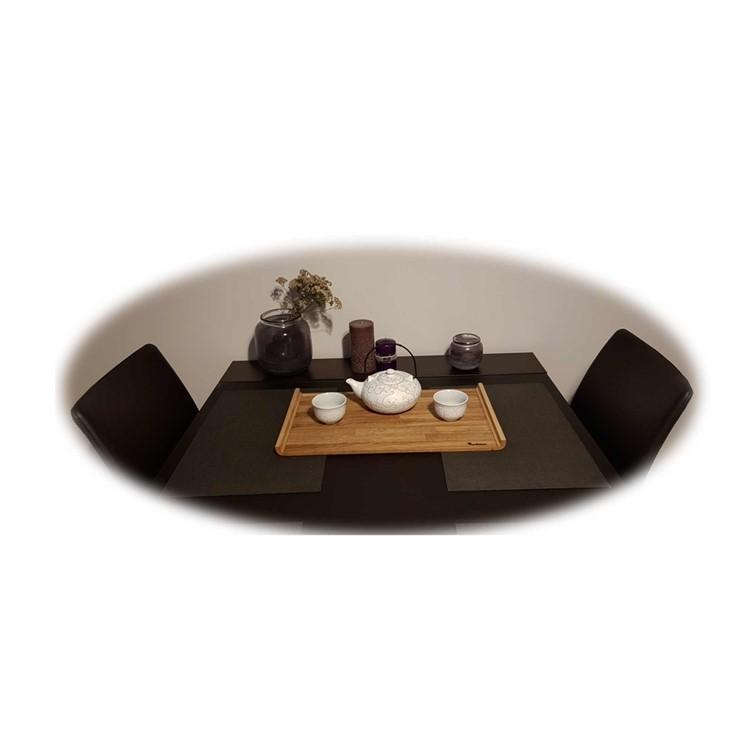 Дубовый поднос ручной работы Woodinhome ST002ON - фото 5243