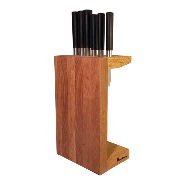 Универсальная подставка для ножей Woodinhome KS014UON - фото 5374