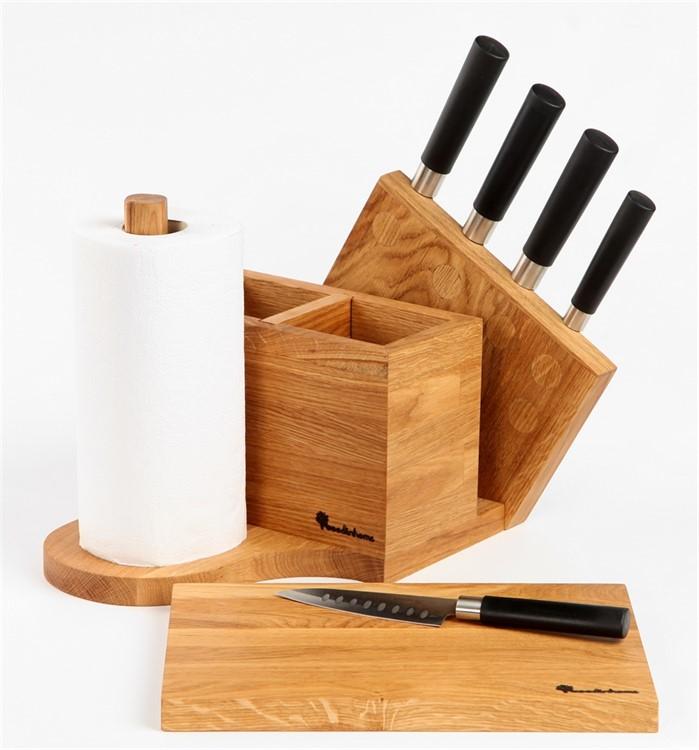 Комбинированная кухонная подставка Woodinhome US004ON - фото 5390
