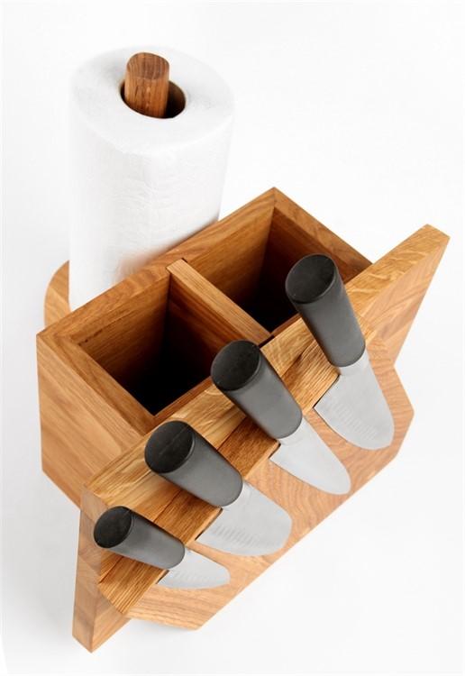 Комбинированная кухонная подставка Woodinhome US004ON - фото 5392