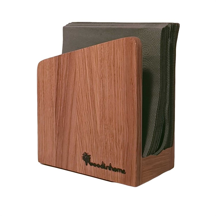 Салфетница деревянная Woodinhome NK003ON - фото 5414