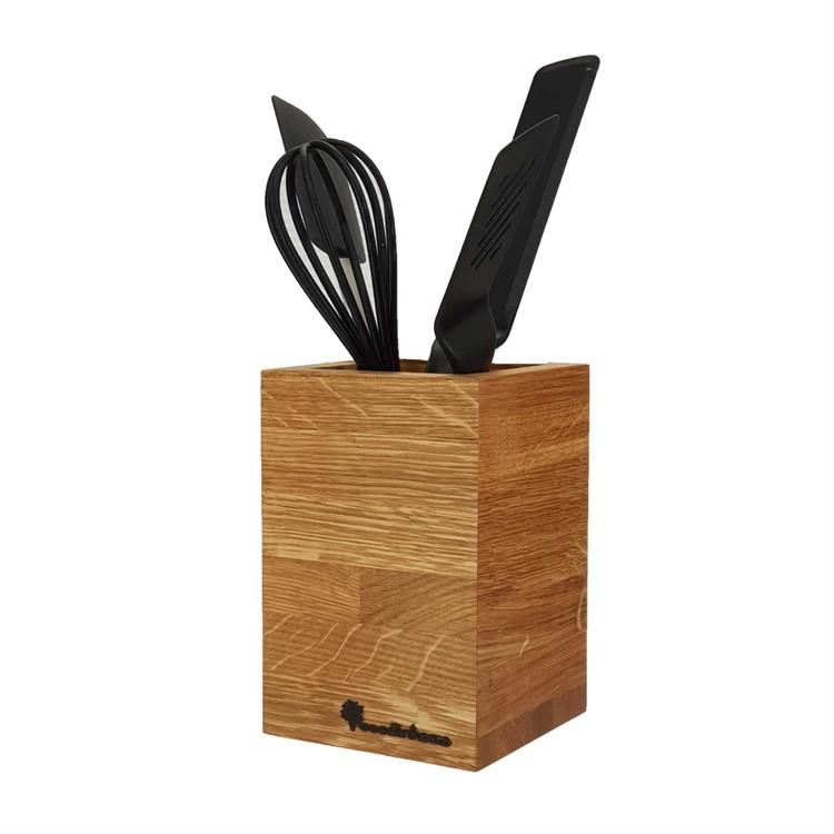 Подставка для кухонных принадлежностей Woodinhome US001ON - фото 5519