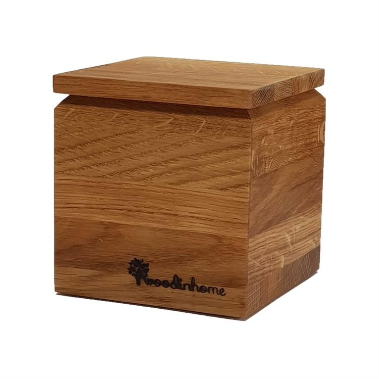 Емкость для сыпучих продуктов Woodinhome BP001ON - фото 5534
