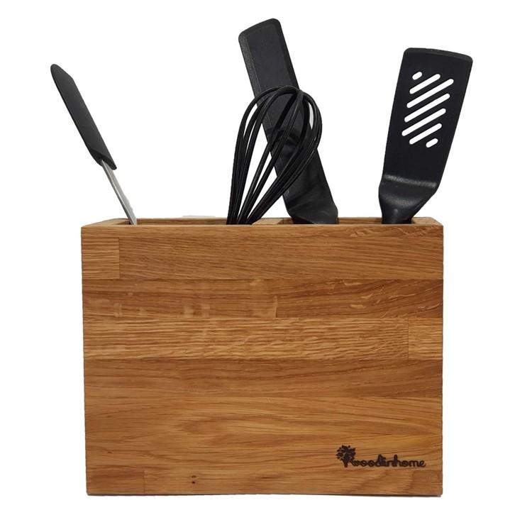 Подставка для кухонных принадлежностей Woodinhome US002ON - фото 5601