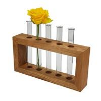 Подарочная ваза для цветов Woodinhome FV005ON