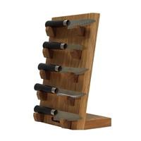 Стойка для охотничьих ножей Woodinhome HKS0205ON
