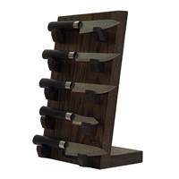 Подставка для коллекции ножей Woodinhome HKS0205OB