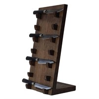 Подставка для коллекции ножей Woodinhome HKS0207OB