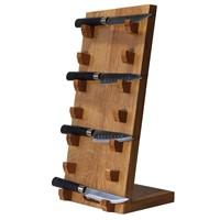 Подставка для коллекции ножей Woodinhome HKS0207ON